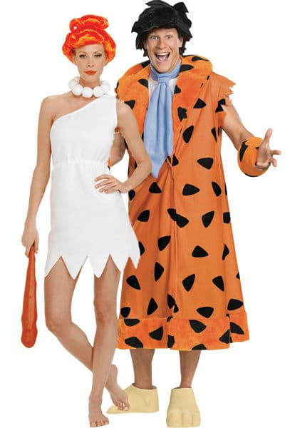 Flintstone Couple