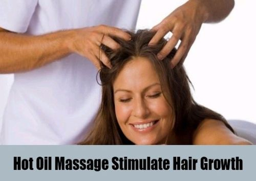 Benefits of massage to stop hairfall