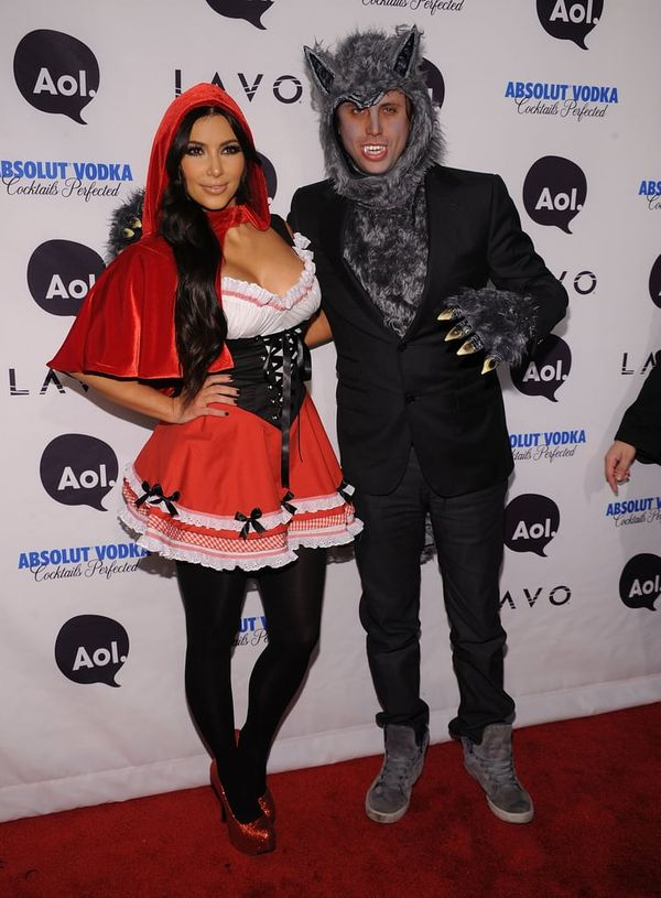 Little Red Riding Hood And The Big Bad Wolf