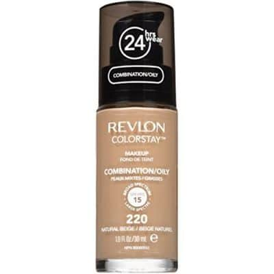 Revlon Colorstay Liquid Foundation