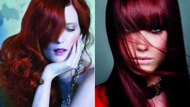Red Hair Coloring Ideas For Women