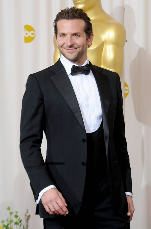 Three-Piece Suit Bradley Cooper
