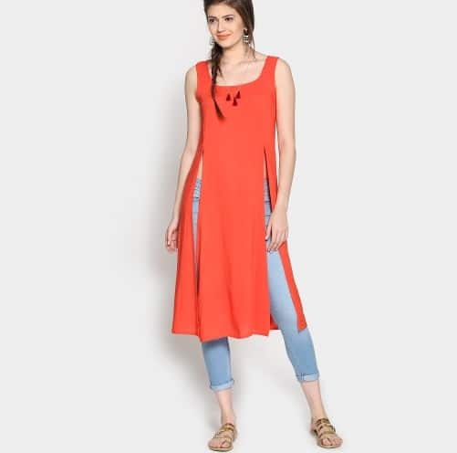 kurti-with-jeans