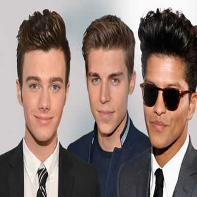 Latest Men's Hairstyle With Quiffs