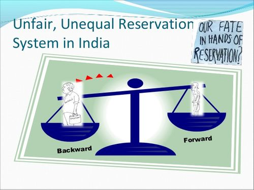 reservation boon or ban