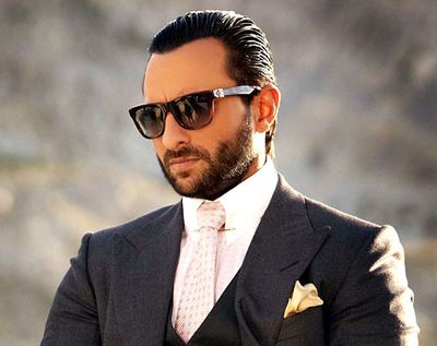 Fascinating Slicked Back Hairstyle For Men