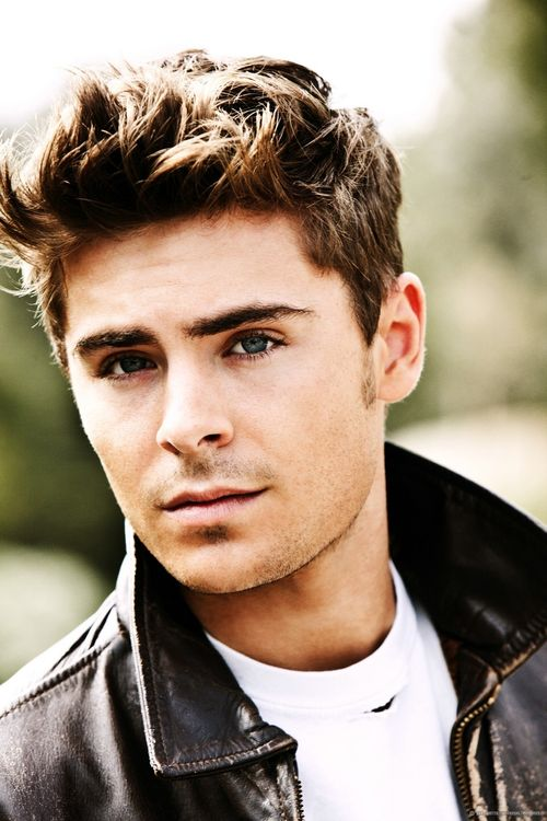 Popular hairstyles for guys:  Tousled Top Celebrity Men's Hairstyle 2019