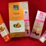 Astaberry's Papaya Face Wash and Fairness Crème