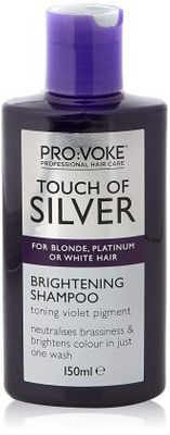 Touch Of Silver Brightening Shampoo
