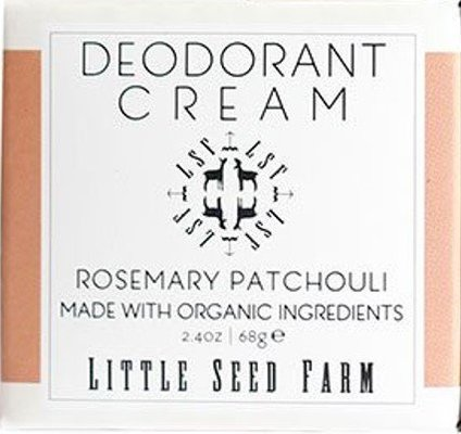 Little Seed Farm All Natural Deodorant Cream