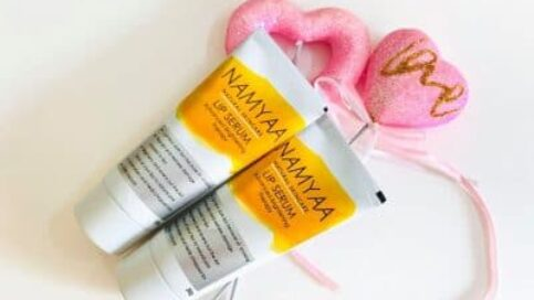 Namyya lip serum