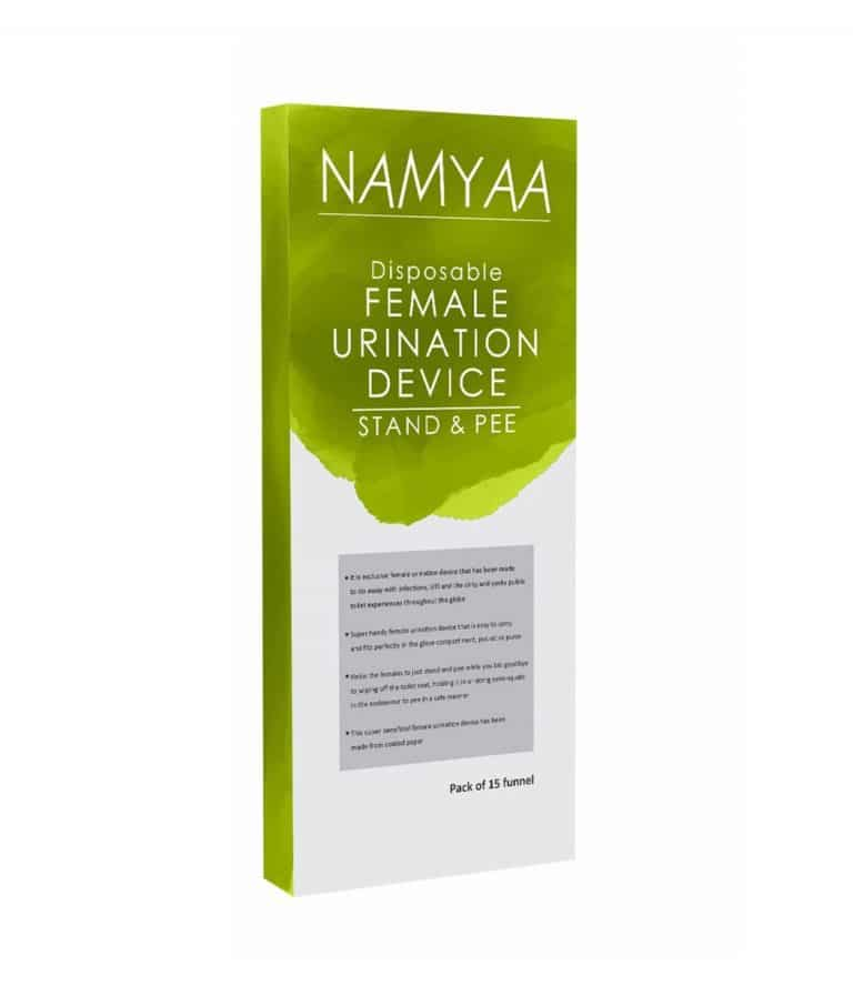 Image_Namyaa Disposable Female Urination Device Stand & Pee