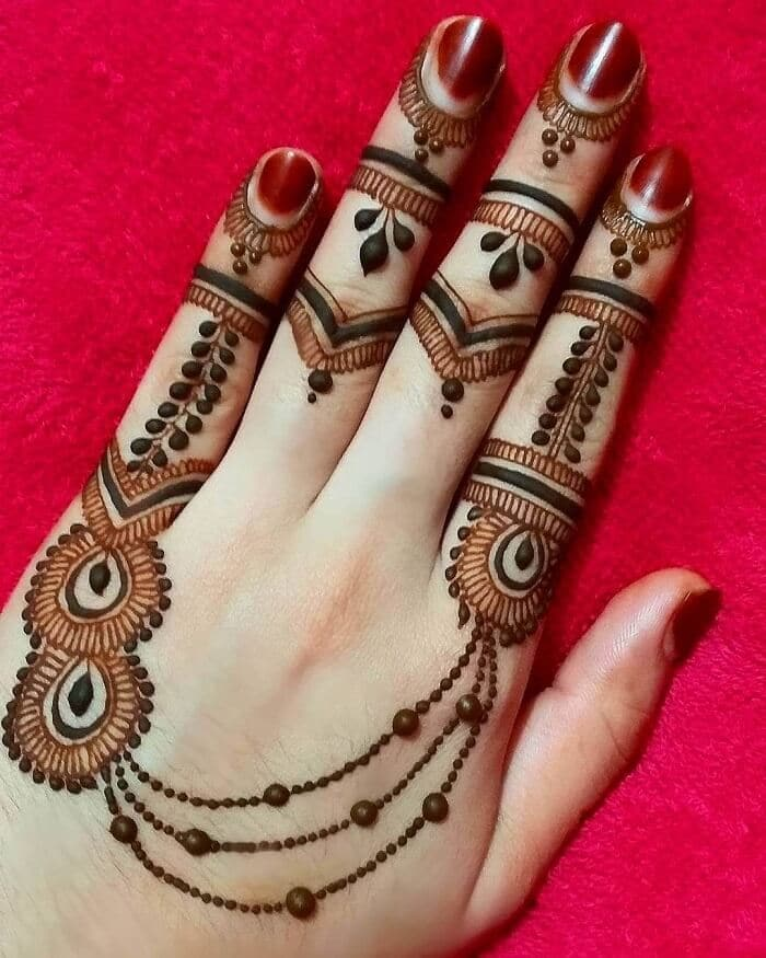ornamental-finger-mehndi-design