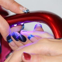 nail curing best LED nail lamp