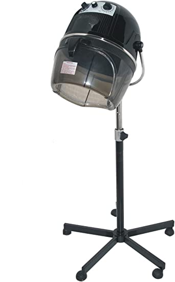 D Salon Portable Professional Hair Dryer Hood 980 Watt Salon Beauty Bonnet Style