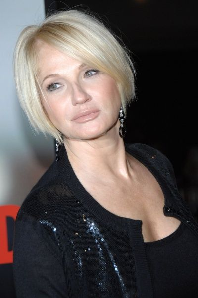 Ellen Barkin's-Hairstyles for over 50 with glasses