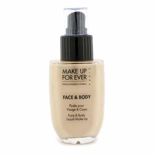 MAKE UP FOR EVER Face & Body Liquid Makeup Ivory 20