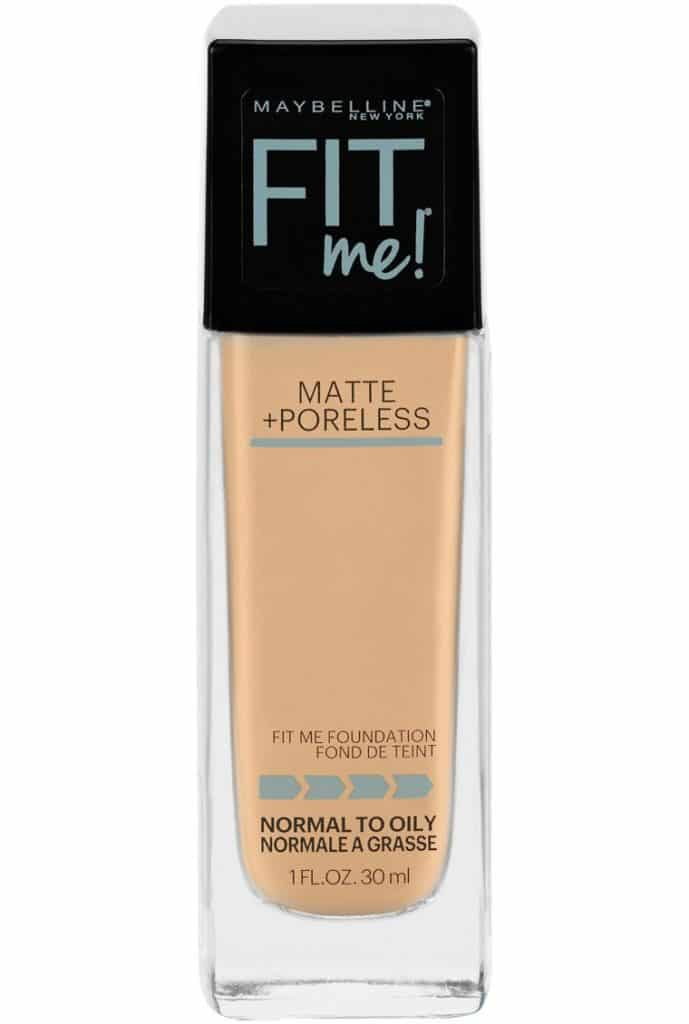Maybelline New York Fit Me Matte Plus Poreless Foundation