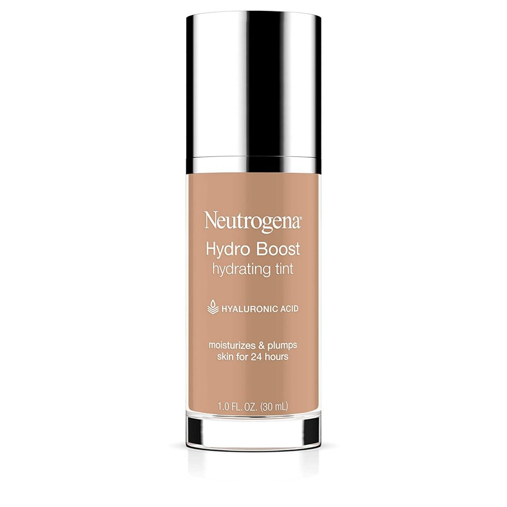 Neutrogena Hydro Boost Hydrating Tint best foundation for aging skin over 50