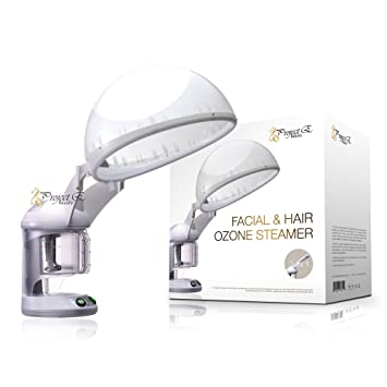 Project E Beauty Personal 2 in 1 Facial + Hair Steamer