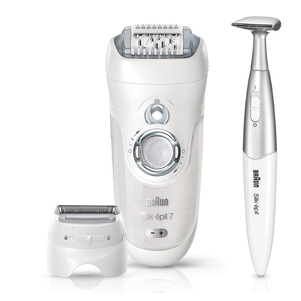 Braun Silk-epil 7 Wet and Dry Epilator
