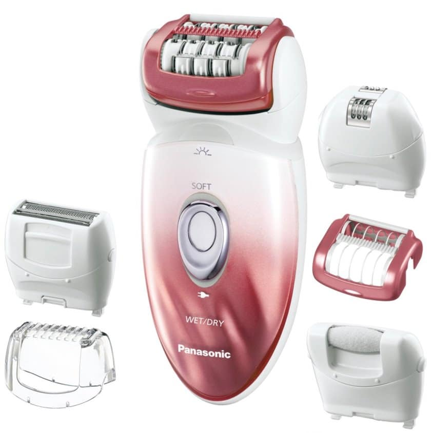 Panasonic ES-ED90-P Wet Dry Epilator
